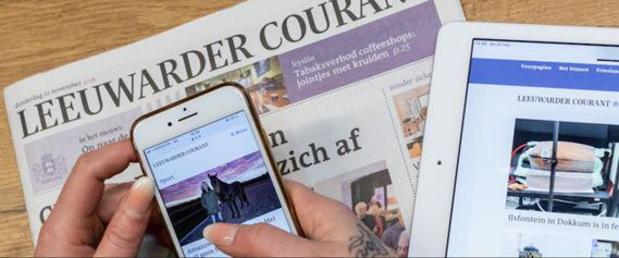 Mediahuis betreedt Noord-Nederlandse krantenmarkt