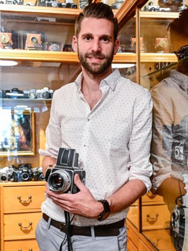 Oldcam is de Belgische winnaar van '99 days of design' van Vistaprint