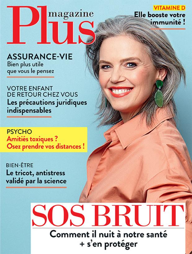 Découvrez le nouveau numéro de Plus Magazine