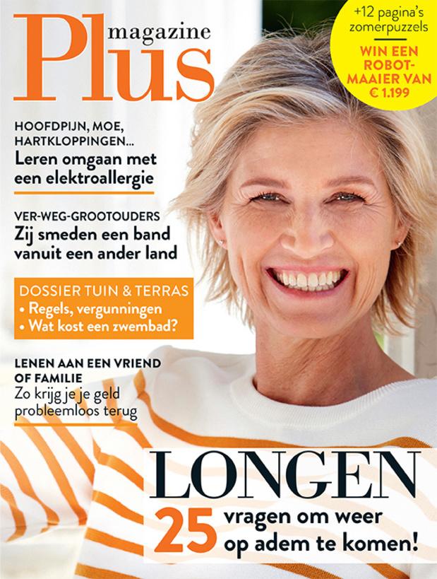 Zomernummer Plus Magazine: nu in de krantenwinkel