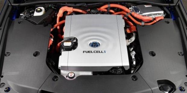Toyota deelt zijn brandstofceltechnologie
