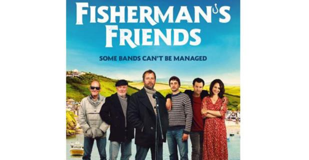 Maak kans op twee tickets voor de film Fisherman's friends