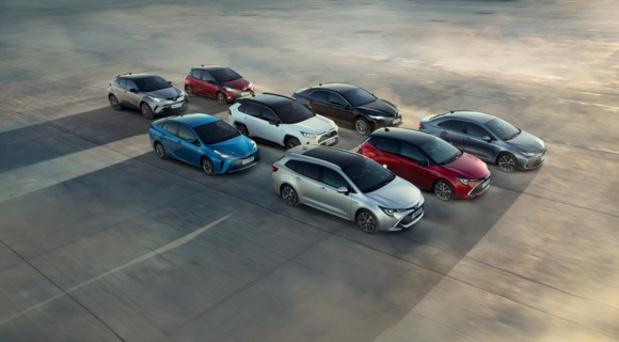 Toyota verwacht een winstdaling van 80 procent
