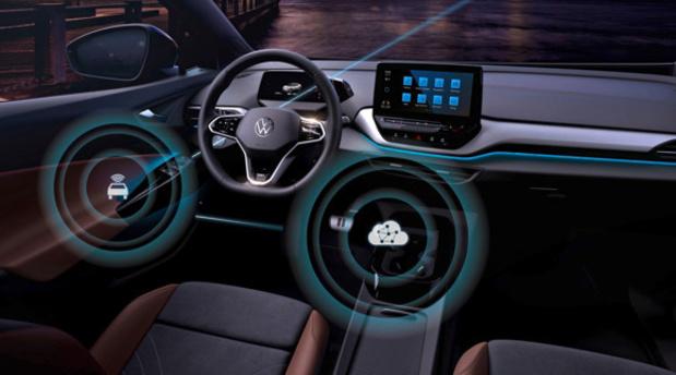 """Volkswagen lance les mises à jour """"Over-the-Air"""" pour la famille ID"""