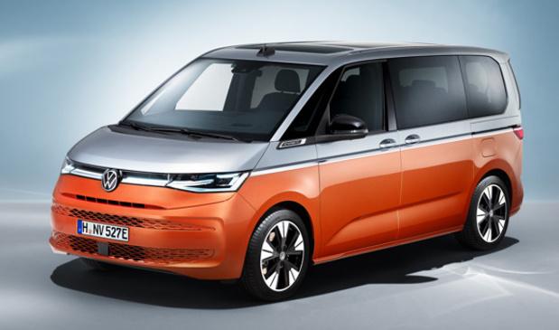 Volkswagen révèle le nouveau Multivan en première mondiale