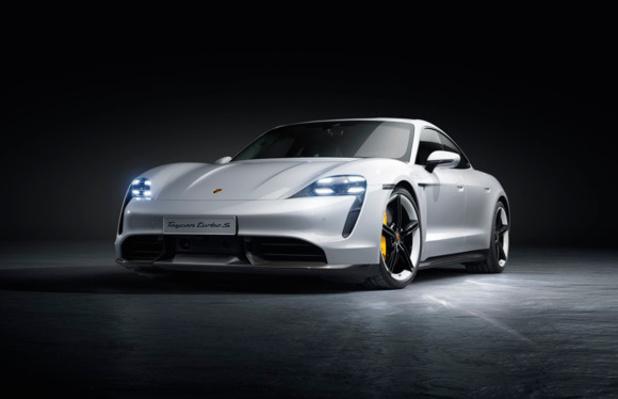 Déjà des nouveautés pour la Porsche Taycan