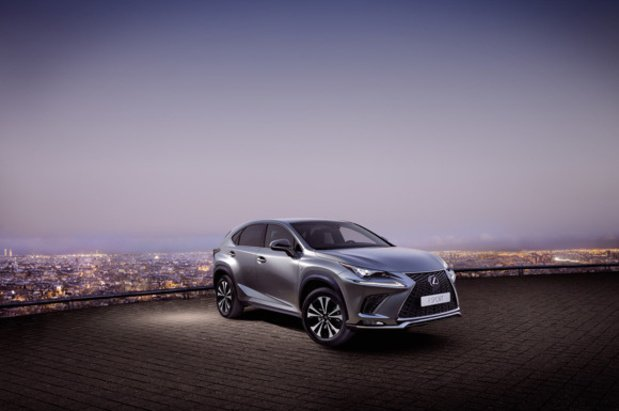 Lexus bekroond tot het betrouwbaarste merk in het Verenigd Koninkrijk
