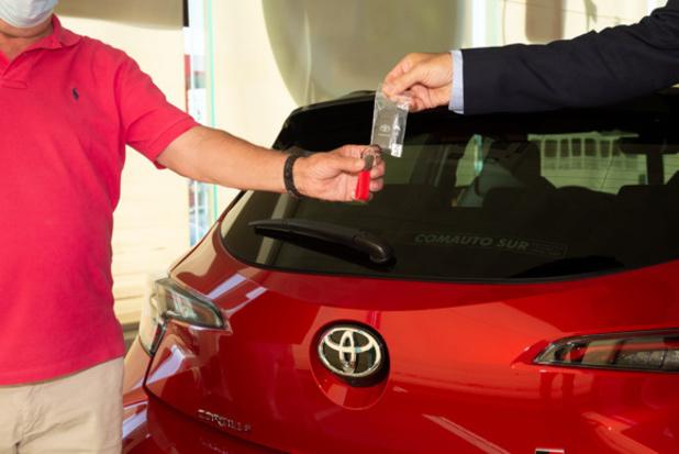 3 miljoen hybride Toyota's in Europa