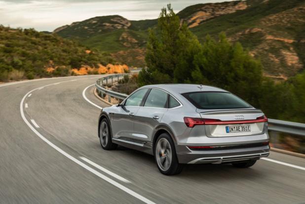 Audi améliore ses modèles électriques