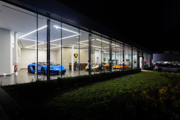 Lamborghini Brussels fête ses 12 premiers mois