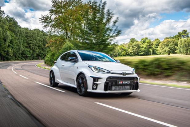 Toyota GR Yaris gaat in productie