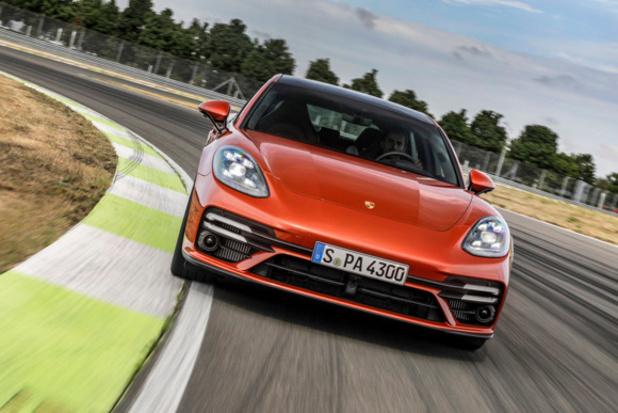 Porsche vernieuwt Panamera