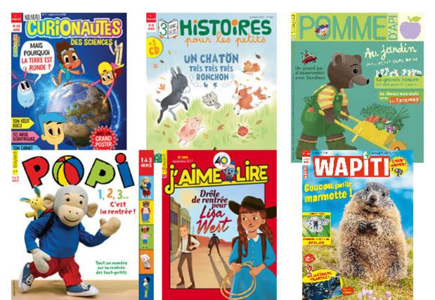 Initiez vos petits-enfants au plaisir de la lecture !