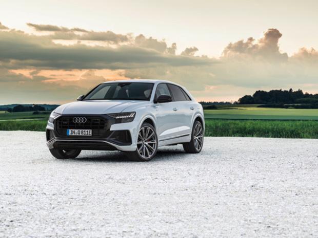 Audi Q8 krijgt plug-in hybrides