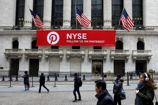Pinterest veut lever jusqu'à 1,5 milliard de dollars en Bourse