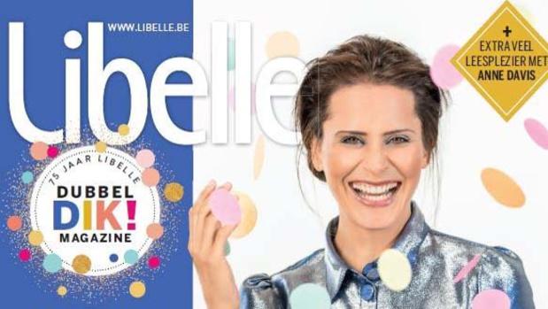 Weekblad Libelle viert 75ste verjaardag