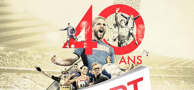 Sport/Foot Magazine fête ses 40 ans avec vous