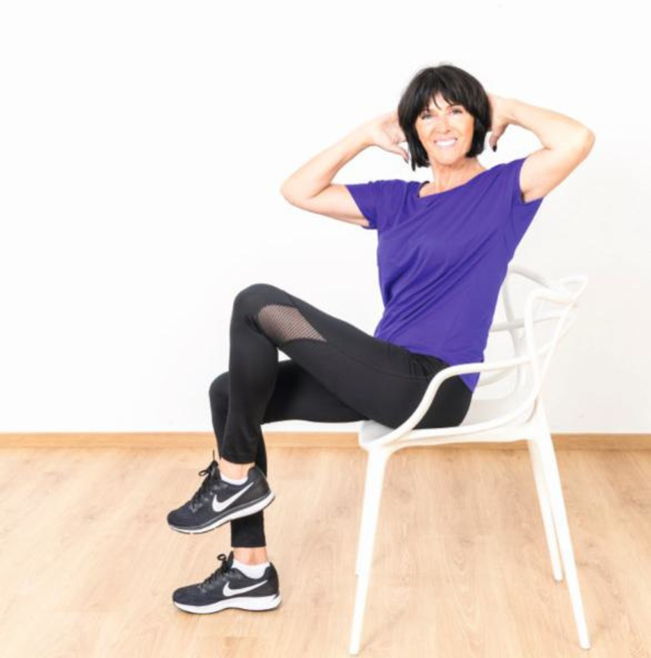 Fit-date (37): Sitness op het werk