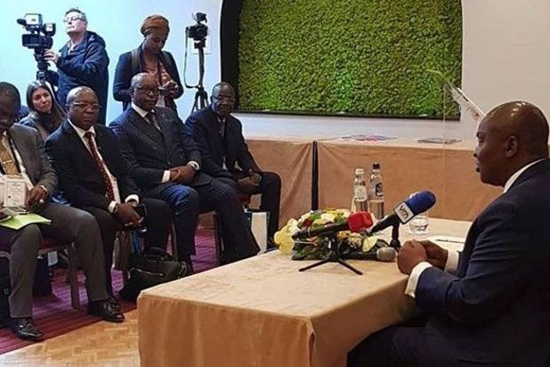 Le Centrafrique, à l'honneur de la 6ème édition de l'Africa-Belgium Business Week