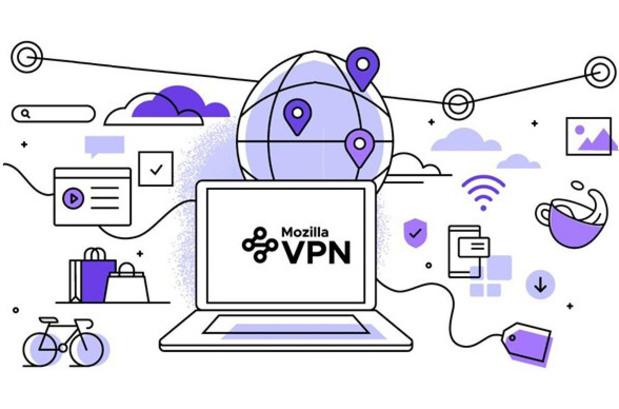 Mozilla VPN disponible dès aujourd'hui aussi en Belgique