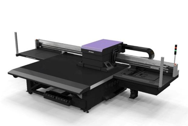 Mimaki breidt aanbod van LED-UV flatbed inkjetprinters uit met twee snelle en kleurrijke modellen