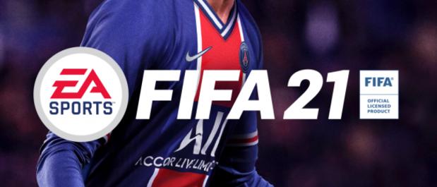 WIN FIFA21 voor PS4