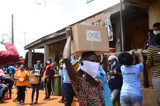 Zorgt covid-19 in Afrika voor een versterking van de gezondheidszorg?