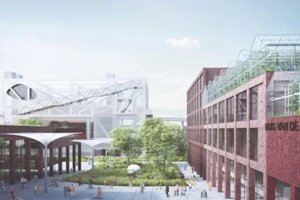 Onderzoek VUB: Vastgoedproject Broeklin kan 3.200 jobs creëren