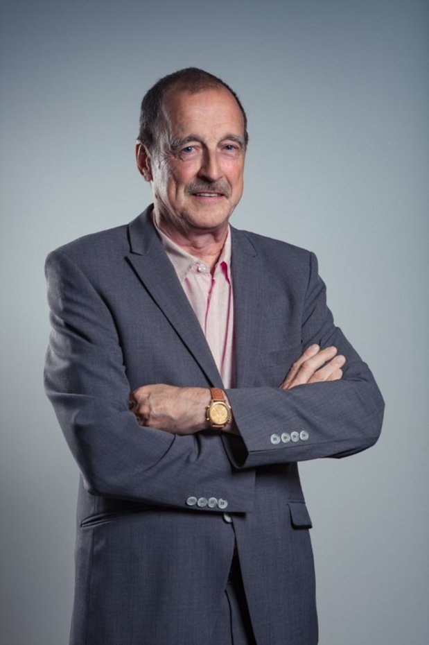 Luc Herry wordt nieuwe voorzitter Bvas