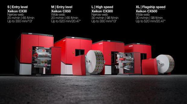 Xeikon ajoute deux nouvelles presses à étiquettes à son assortiment
