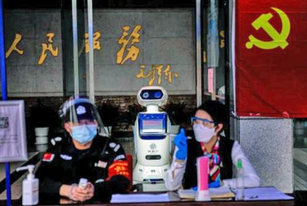 La Chine conçoit un bras robotisé dans la lutte contre le coronavirus