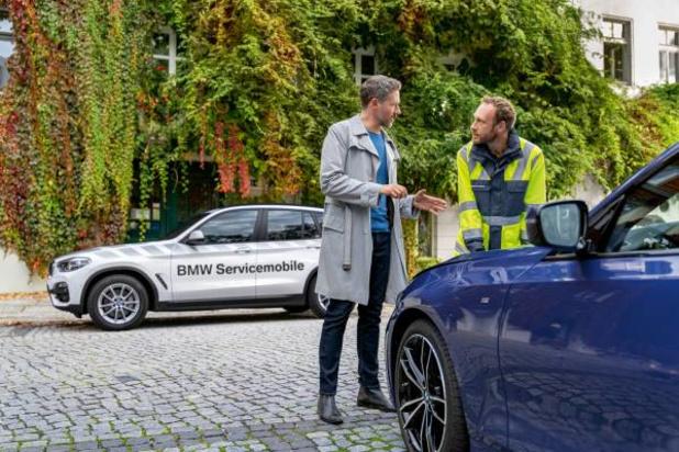 Gratis levenslange bijstand bij BMW, Mini en BMW Motorrad