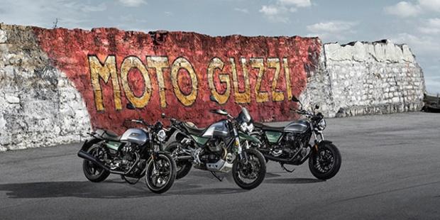 Moto Guzzi fête ses 100 ans avec d'élégantes séries limitées