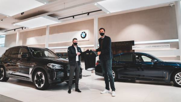 BMW is de nieuwe partner van Flanders Classics