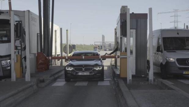 BMW teste les flux de circulation intelligents sur le ring d'Anvers