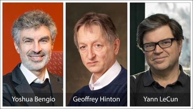 Le Turing Award attribué à trois pionniers en intelligence artificielle