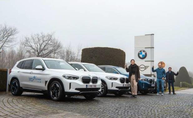 BMW lanceert 'Tournée Electrique'