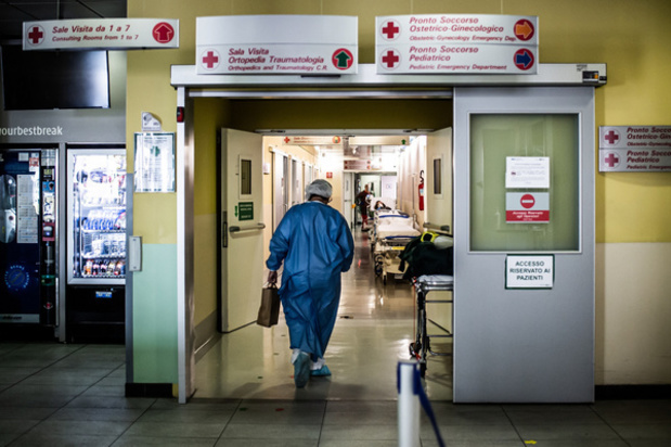 Modifications apportées à la pratique urologique dans l'épicentre italien de la pandémie de Covid-19
