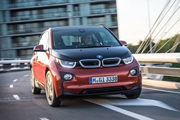 BMW wil 25 (deels) elektrische wagens tegen 2023