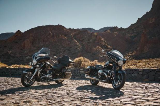 BMW Belux présente deux motos uniques au BMW Motorrad Day