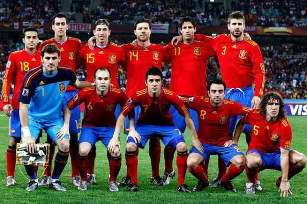 Stem nu op uw beste Spaanse voetballer aller tijden