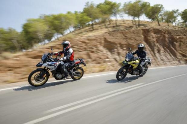 Plus de 60 permis moto délivrés chaque jour en Belgique