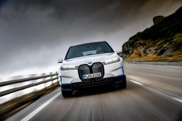 BMW leader du marché belge au 1er trimestre