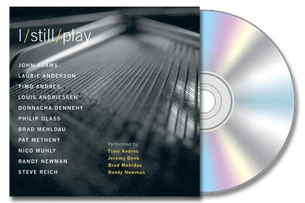 CD : 'I Still Play' door  diverse Nonesuch artiesten