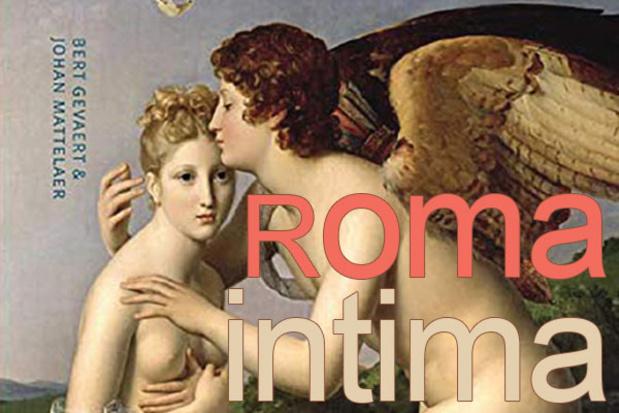Boek : Roma intima - Johan Mattelaer & Bert Gevaert