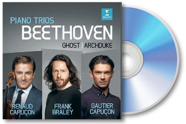 CD : Pianotrio's van Ludwig Van Beethoven