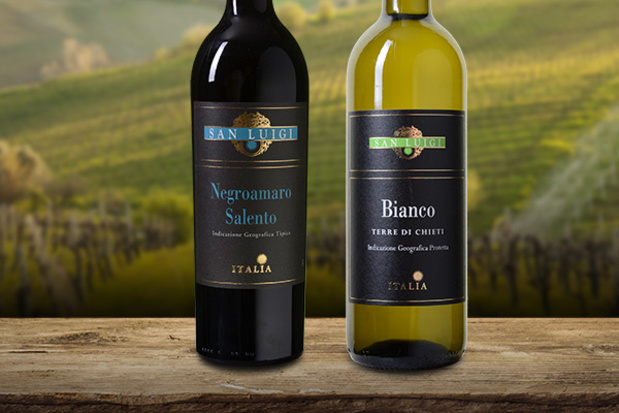 Tijdelijke ledenvoordeel: Intense Italiaanse wijnen