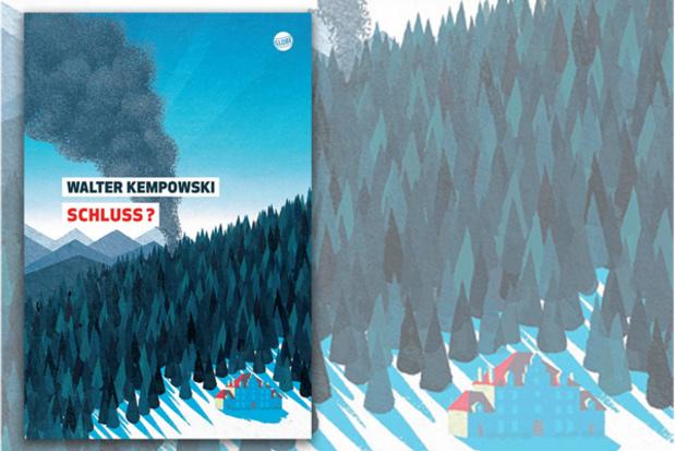 """Livre : """"Schluss ?"""" Le roman de la chute du Reich"""