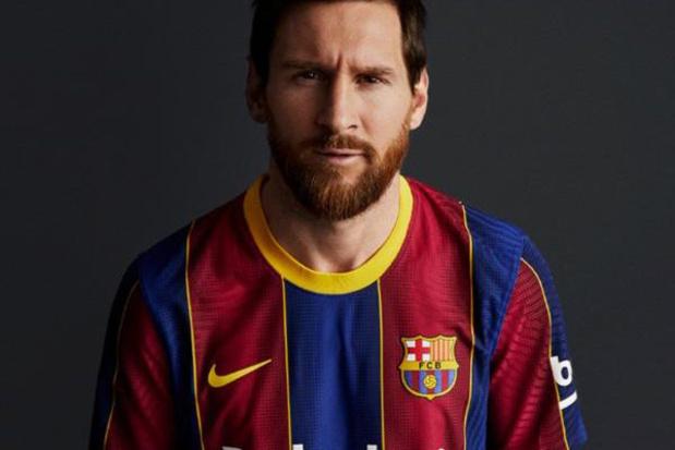Barcelona keert met nieuw shirt terug naar eerste gouden periode