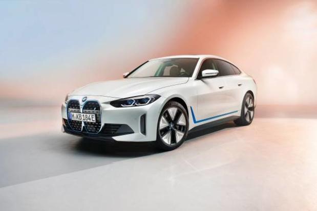 Voici un premier aperçu de la BMW i4 électrique